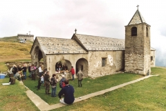 Passo San Lucio e Monte Garzirola 2007