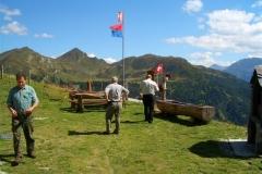 Ricognizione in Val Canaria 2005